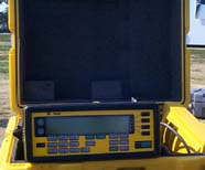 Image of portable GPS unit