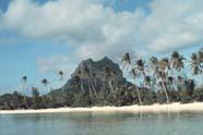 Image of lagoon, Bora Bora