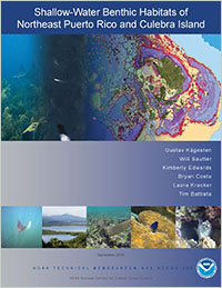Cover - Shallow-Water Benthic Habitats of Northeast Puerto Rico and Culebra Island
