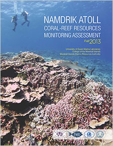 Cover - Namdrik Atoll. Coral-Reef Resources Monitoring Assessment