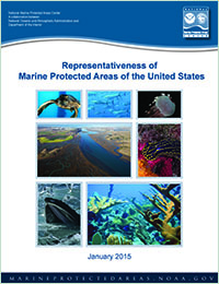 Cover for Representativeness of Marine Protected Areas of the United States